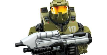 Así lucía <em>Mega Bloks Halo</em> para Xbox 360