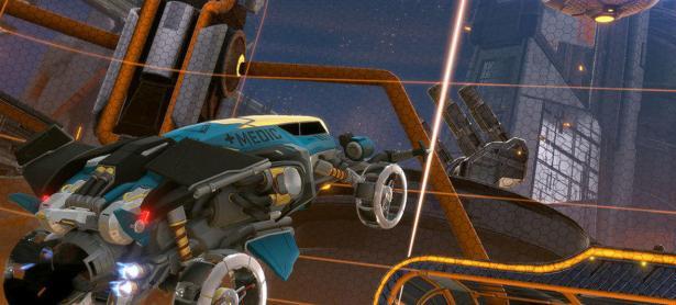 Lanzan update para <em>Rocket League</em>