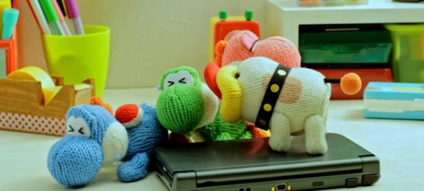 Llena tu día de ternura con el corto de <em>Poochy &amp; Yoshi's Woolly World</em>