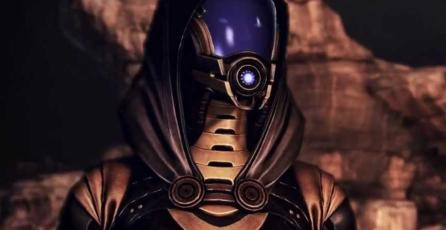Encuentran easter egg de <em>Mass Effect</em> en dispositivo de Amazon