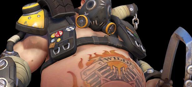 Ajustarán los cambios del gancho de Roadhog en <em>Overwatch</em>