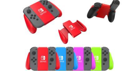 Se confirman los primeros accesorios para la Nintendo Switch