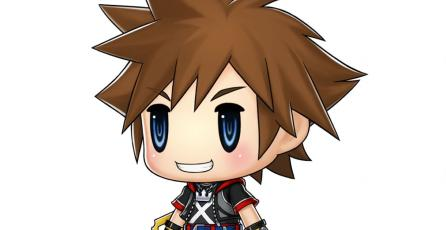 Disponible Sora para <em>World of Final Fantasy</em> en Occidente