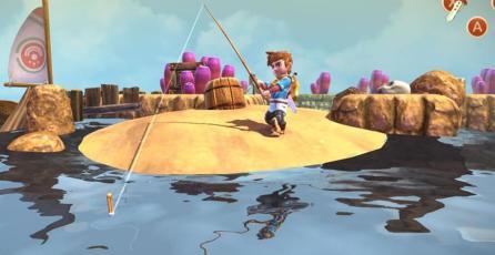 <em>Oceanhorn</em>, el juego estilo <em>Zelda</em>, sí llegará a Nintendo Switch