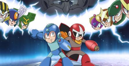 Tras 8 años de desarrollo, fans lanzan nuevo juego de <em>Mega Man</em>