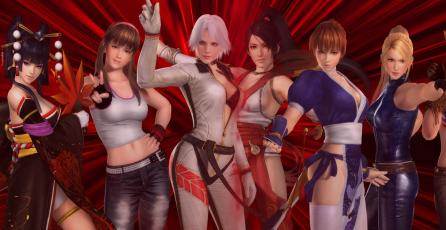 <em>Dead or Alive 5: Last Round</em> recibirá trajes de <em>Guilty Gear</em> y <em>BlazBlue</em>