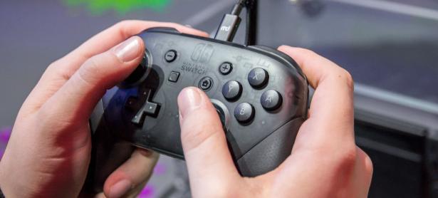 Ya puedes reservar el Pro Controller para la Nintendo Switch en Chile