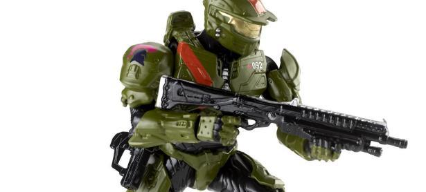 Mattel anuncia nueva línea de juguetes de <em>Halo</em>