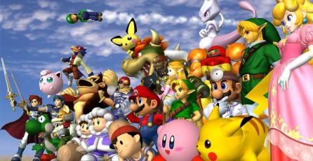 Descubren nuevo objeto en <em>Super Smash Bros. Melee</em>