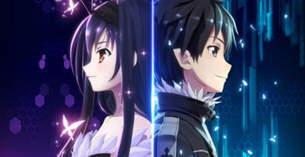 Lanzan 4.° trailer de <em>Accel World vs. Sword Art Online</em>