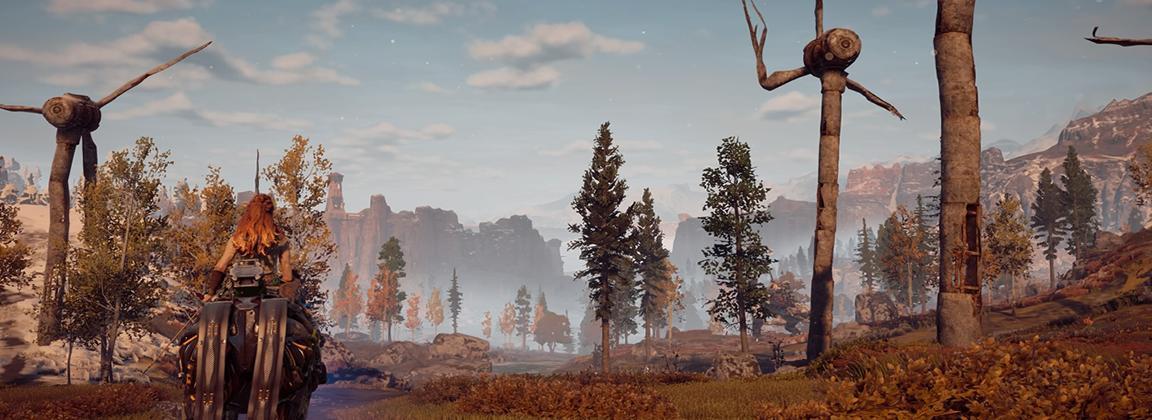 El concepto detrás de Horizon: Zero Dawn es muy atractivo