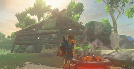 Nuevo arte conceptual de <em>Zelda: Breath of the Wild</em> muestra un enemigo