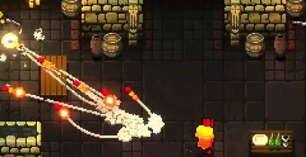 <em>Enter the Gungeon</em> tendrá versión en Nintendo Switch