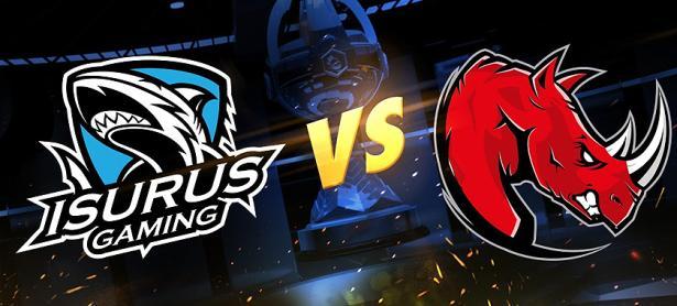 Isurus Gaming se enfrenta a KLG en la Copa Latinoamérica