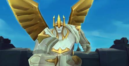 El nuevo Galio llega a la grieta del invocador mostrando sus habilidades modificadas