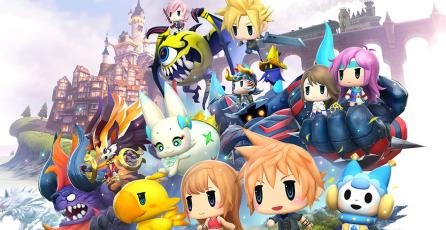 Anuncian nuevo DLC gratuito para <em>World of Final Fantasy</em>