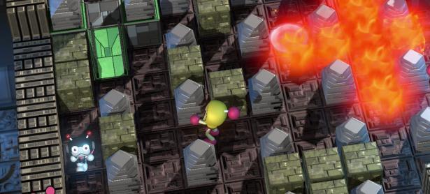 Konami mejora los controles de <em>Super Bomberman R</em>