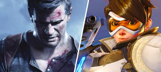 Overwatch y Uncharted 4 lideraron los premios SXSW Gaming Awards