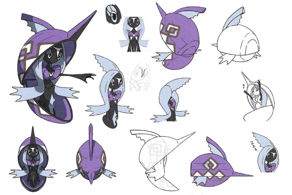 Checa este arte de <em>Pokémon Sun &amp; Moon</em>