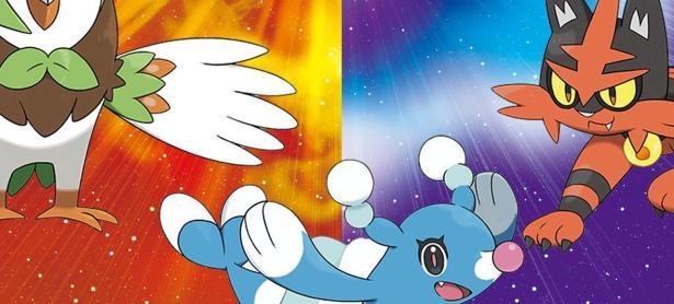 Mira este arte conceptual de la guía oficial de <em>Pokémon Sun &amp; Moon</em>