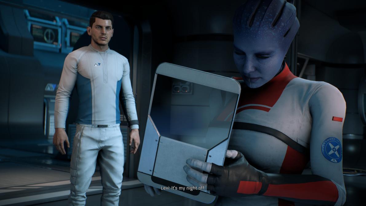 Las caras de <em>Mass Effect: Andromeda</em>