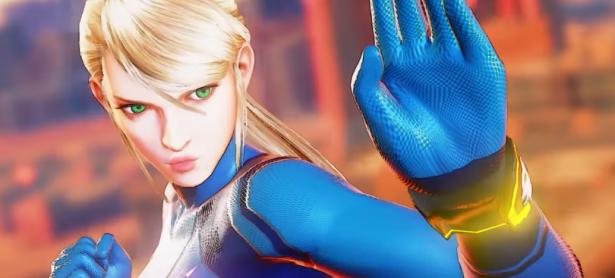 Juega como <em>Zero Suit Samus</em> gracias a mods en <em>Street Fighter V</em>