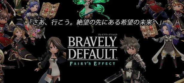 <em>Bravely Default Fairy's Effect</em> llega a Japón