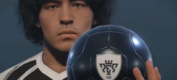 Diego Maradona demandará a Konami por uso de su imagen en <em>PES 2017</em>