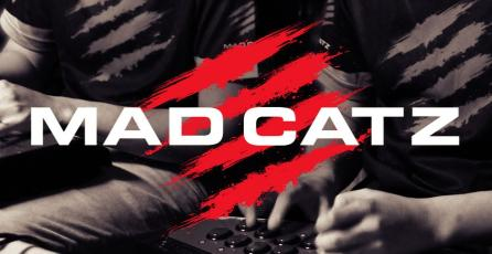 Compañía de accesorios Mad Catz se declara en bancarrota