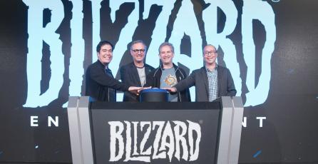 Blizzard estrena su primer estadio para eSports