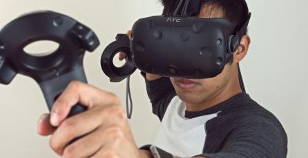 HTC Vive tendrá descuento para celebrar su primer aniversario