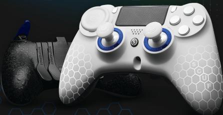 Lanzan al mercado controles <em>Elite</em> para PlayStation 4 y PC