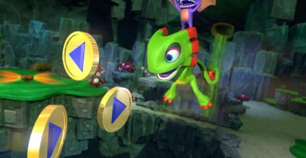 Analizan desempeño de <em>Yooka-Laylee</em> en PS4, Xbox One y PC