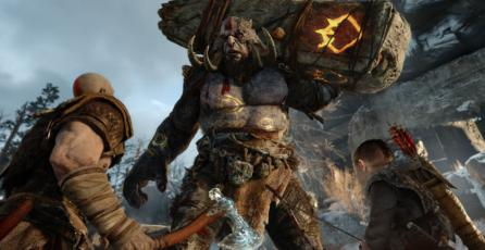<em>God of War</em> para PS4 podría tener modo multijugador