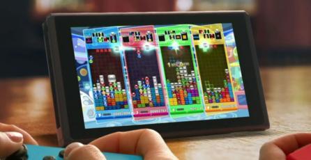 Ya está disponible el demo de <em>Puyo Puyo Tetris</em> para Switch