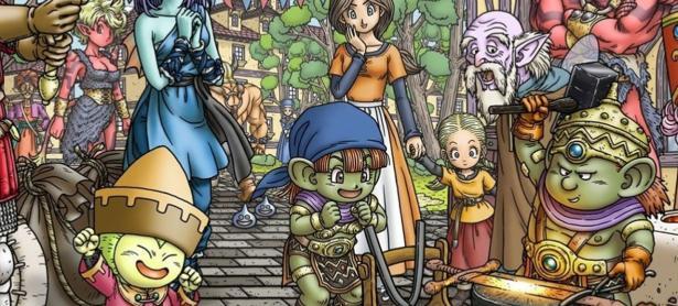 <em>Dragon Quest X</em> será gratis en Switch para quienes lo tengan en Wii