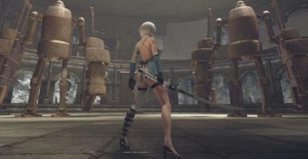 DLC de <em>NieR: Automata</em> te hará pelear con el presidente de Square-Enix por un nuevo traje