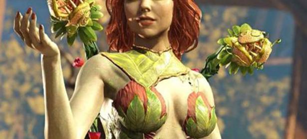 Poison Ivy protagoniza el nuevo trailer de <em>Injustice 2</em>
