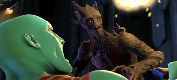 Checa el nuevo avance de <em>Guardians of the Galaxy: The Telltale Series</em>