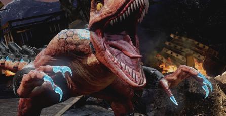 Así luce el despiadado Ultimate de Riptor en <em>Killer Instinct</em>