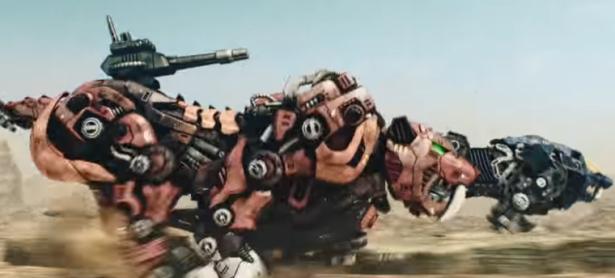 Mira el impresionante tráiler de <em>Zoids: Field of Rebellion</em>