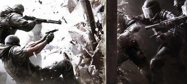 Hoy llegó la nueva actualización de <em>Rainbow Six Siege</em>