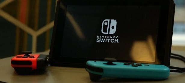 ¿Como luciría una Nintendo Switch Mini?