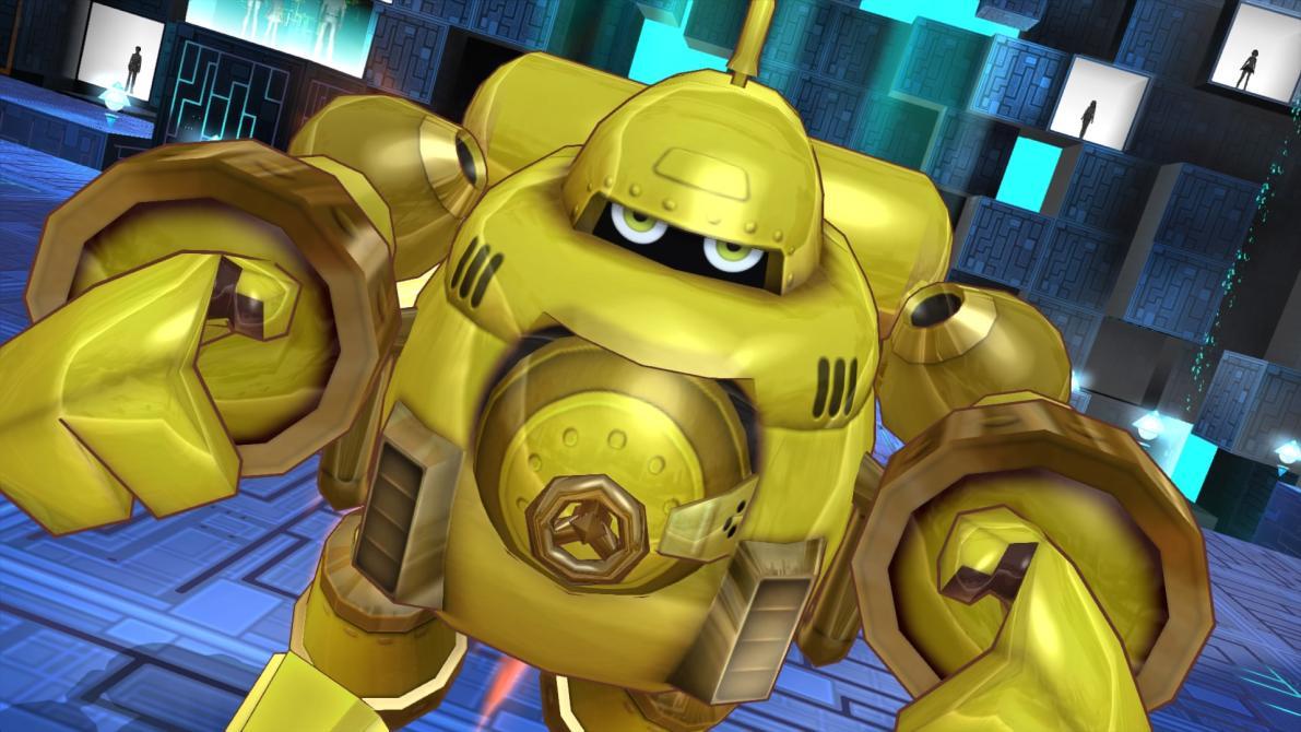 Capturas de <em>Digimon Story: Cyber Sleuth Hacker's Memory</em>