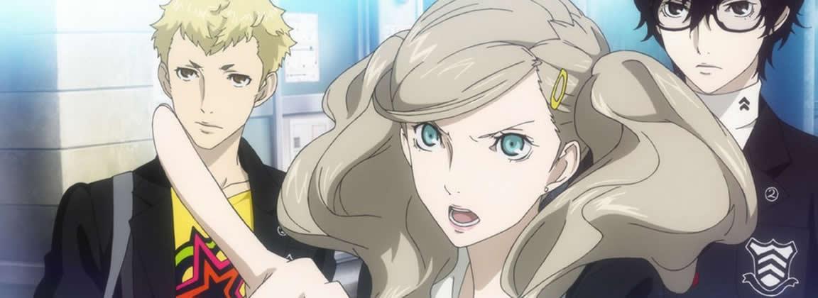Los cinemas con estilo de Anime son de lo mejor del juego
