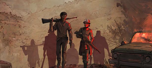 Da un vistazo al penúltimo episodio de <em>The Walking Dead: A New Frontier</em>