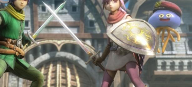 Square Enix presenta nuevos personajes para <em>Dragon Quest Heroes II</em>