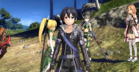 Confirman fecha de lanzamiento de DLC para <em>Sword Art Online: Hollow Realization</em>