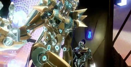 Checa el Ultimate de Aria, la peleadora de <em>Killer Instinct</em>