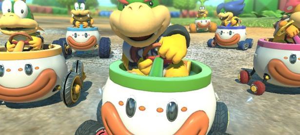 <em>Mario Kart 8 Deluxe</em> fue el juego más vendido de la semana en Reino Unido